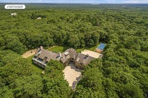 10 Acre East Hampton Very Private Estate, East Hampton