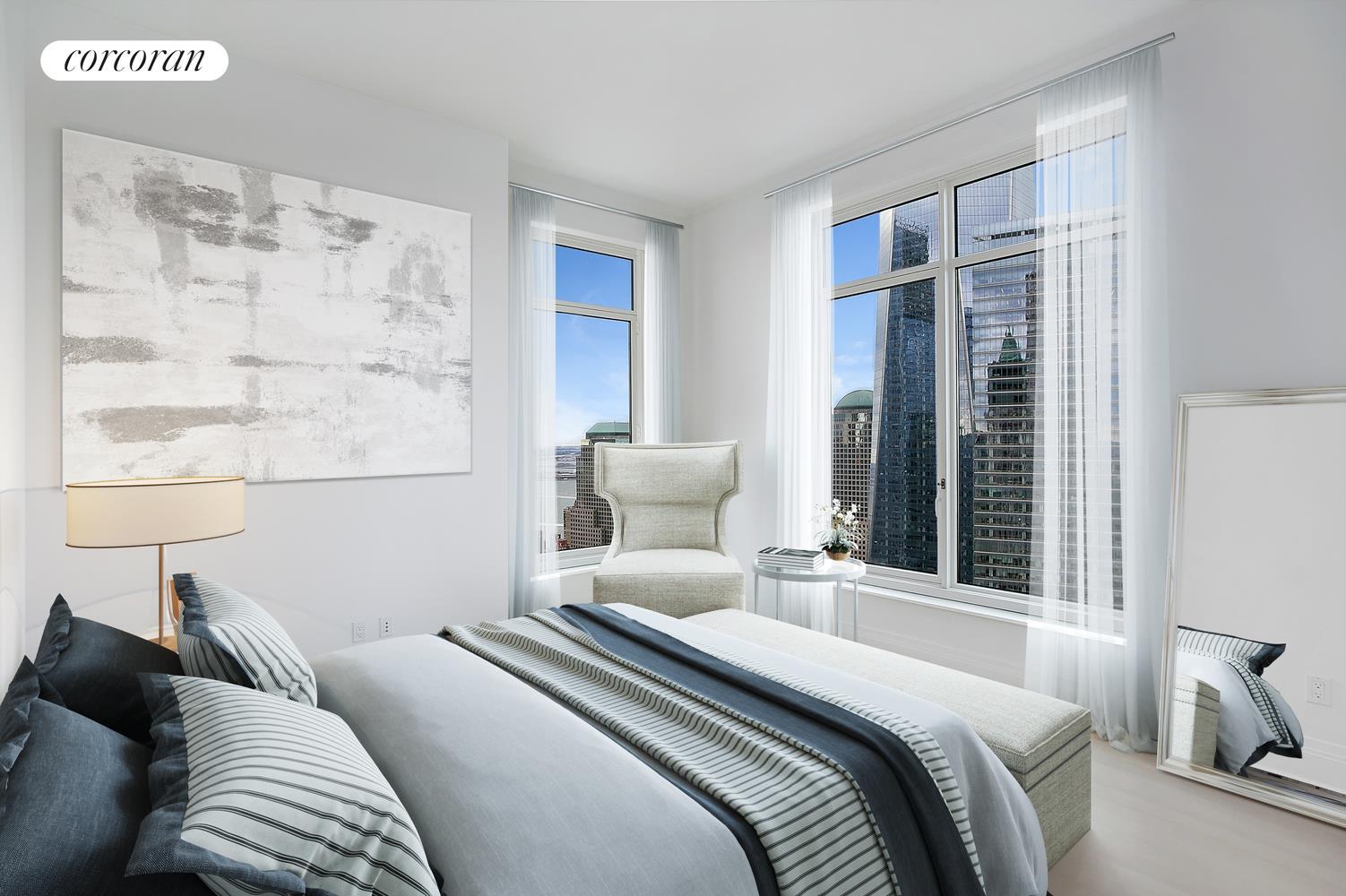 Corcoran, 30 PARK PLACE, Apt. 54D, Tribeca Rentals, Manhattan ...