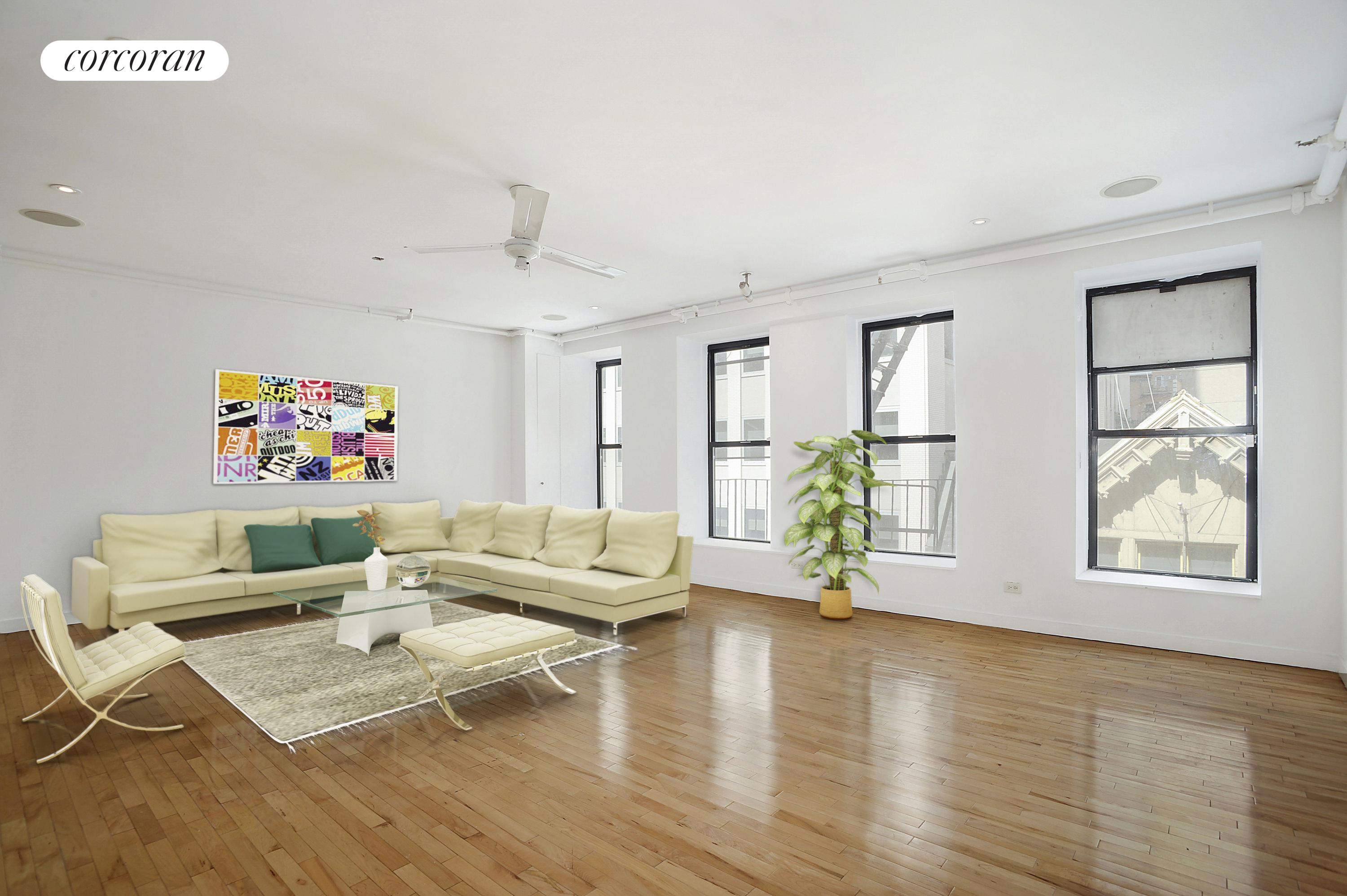 138 FULTON ST, Apt. 4A, Financial District