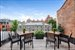 438 West 20th Street, terrace