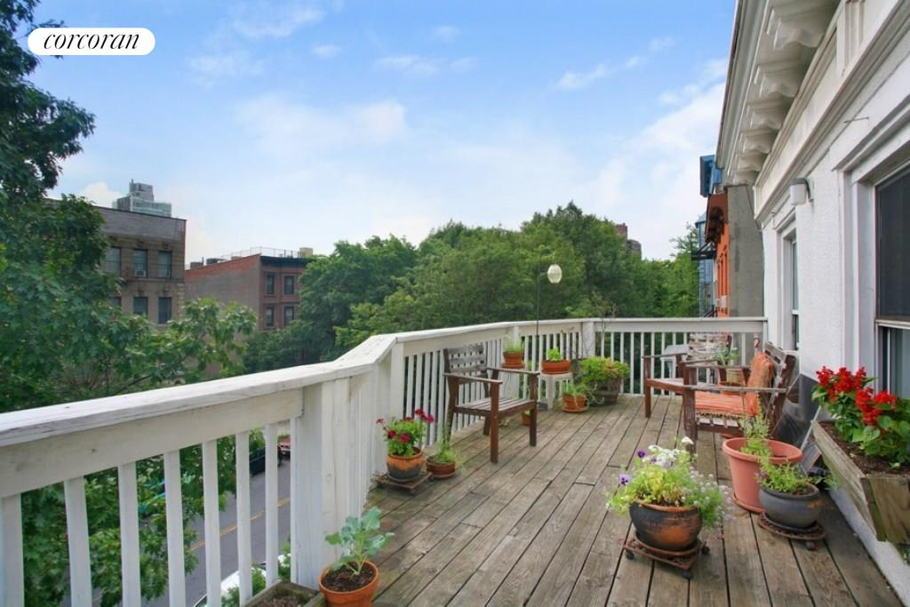 110 Clinton Avenue, Apt. 3A, Clinton Hill