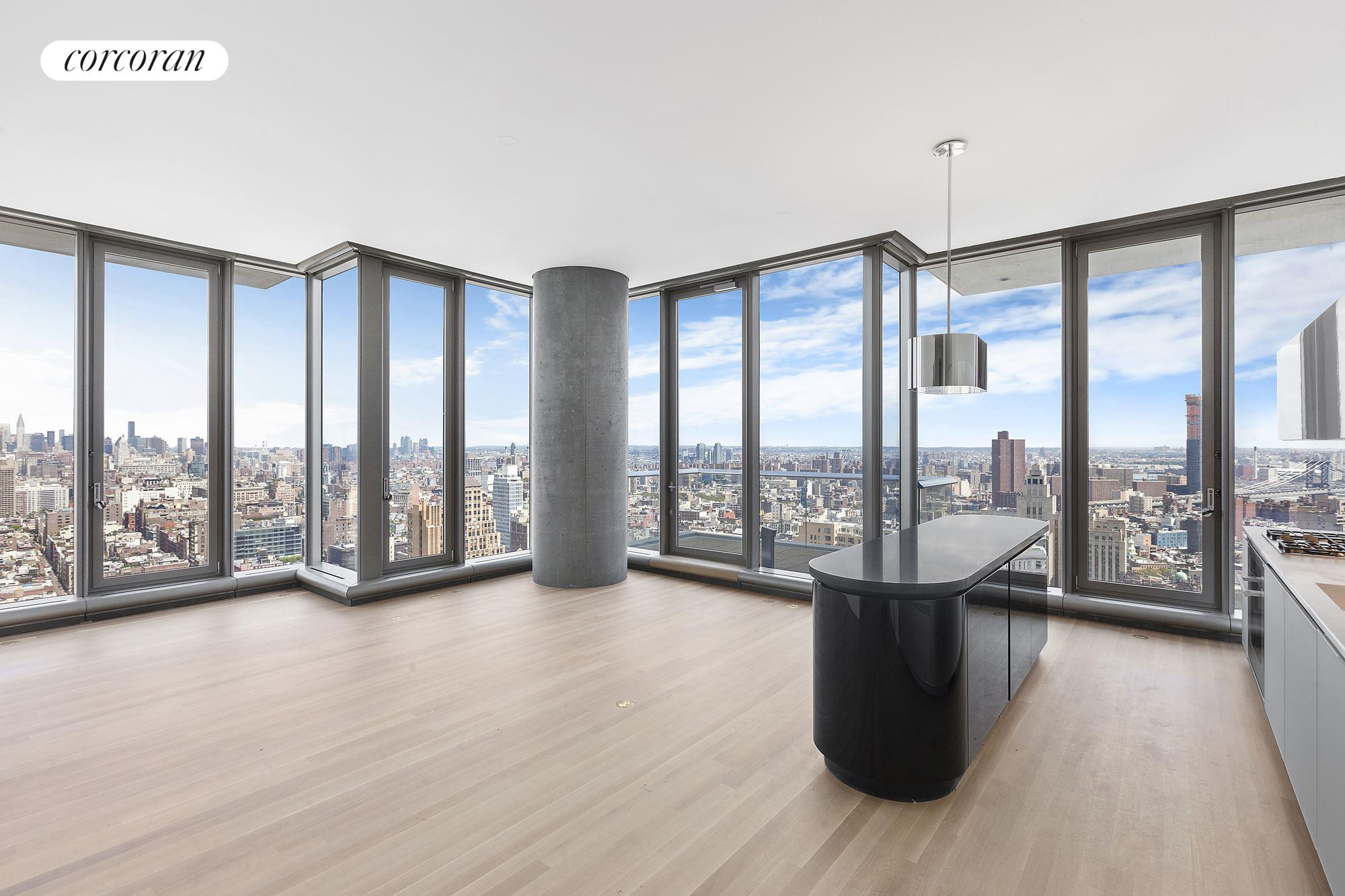 Corcoran 56 LEONARD ST Apt 35A EAST Tribeca Rentals Manhattan