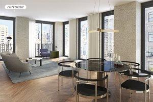 16 West 40th Street, Apt. 22D, Midtown West
