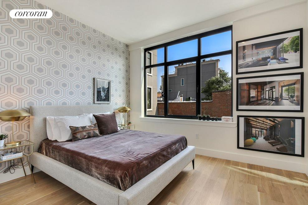 New York City Real Estate | View 226 Clifton Place, #2E | Master Bedroom