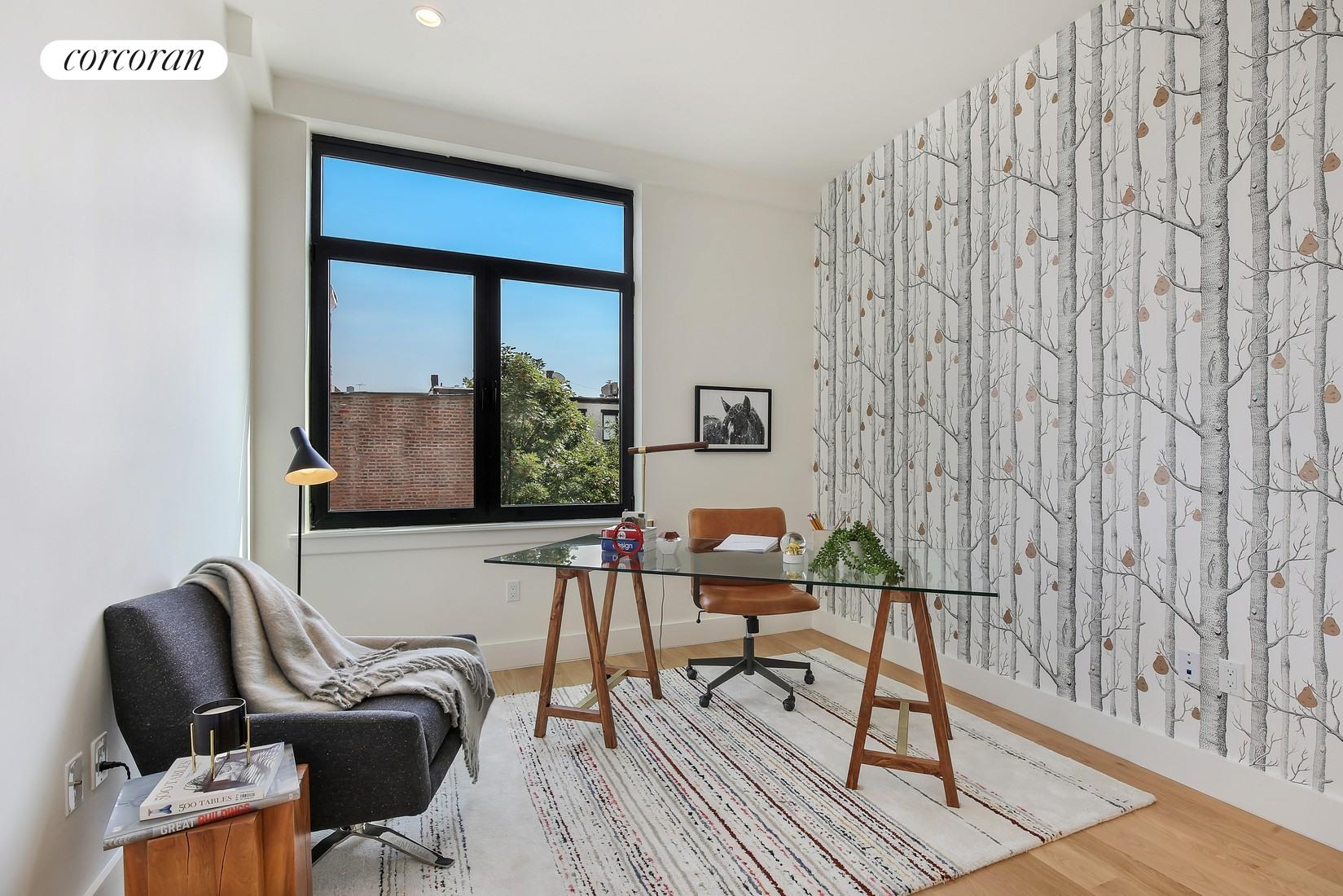 224-230 Clifton Place, 2E, Living Room
