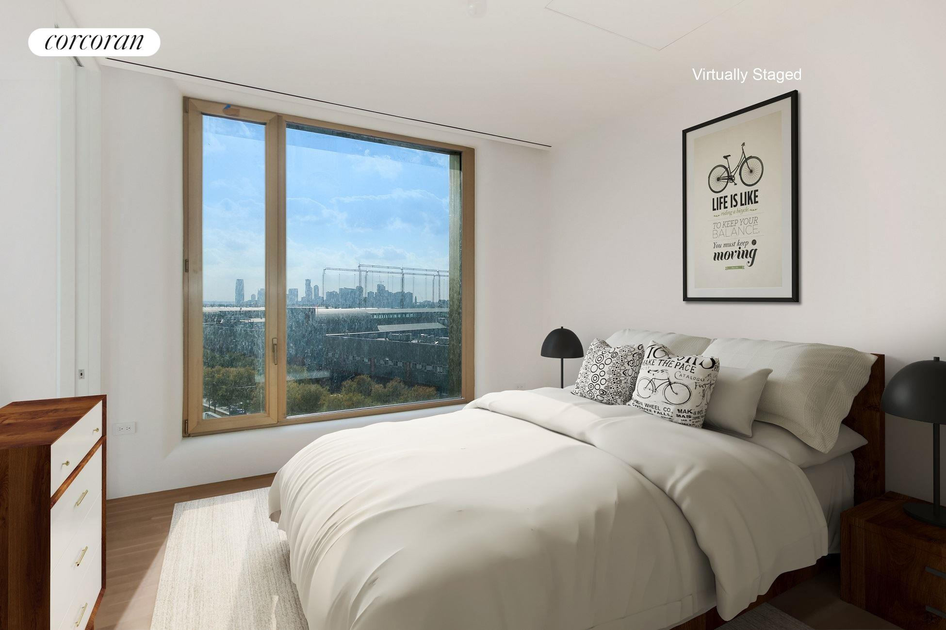 551 West 21st Street, 6B, Gorgeous Hudson River Views