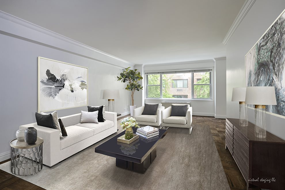 New York City Real Estate | View Sutton Place South | 1 Bed, 2 Baths