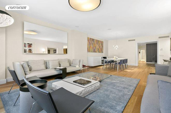 71 Laight Street, 3F, Sunny south-facing great room