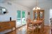 Sag Harbor, Dining Area/Sliding Doors to Deck