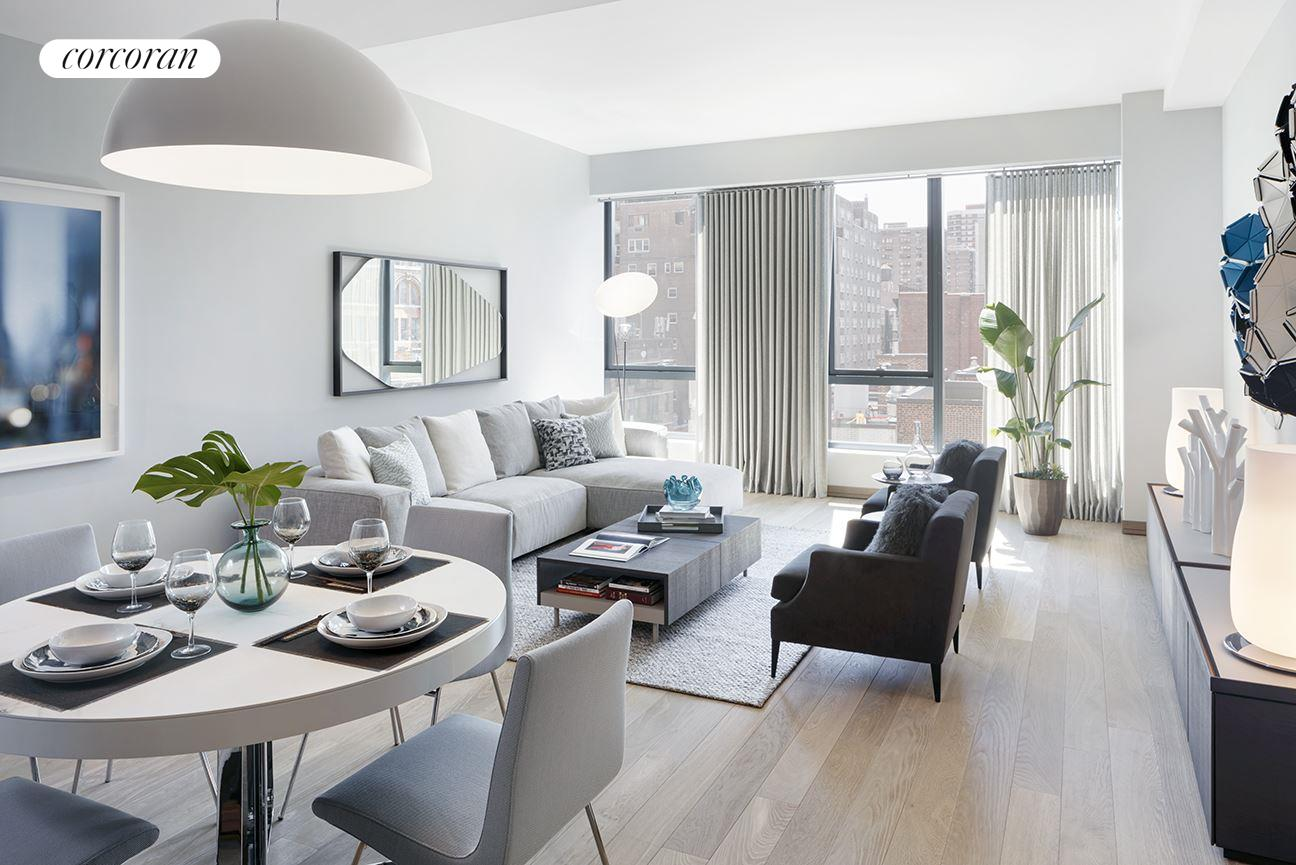 90 Lexington Avenue, 6C, Living Room