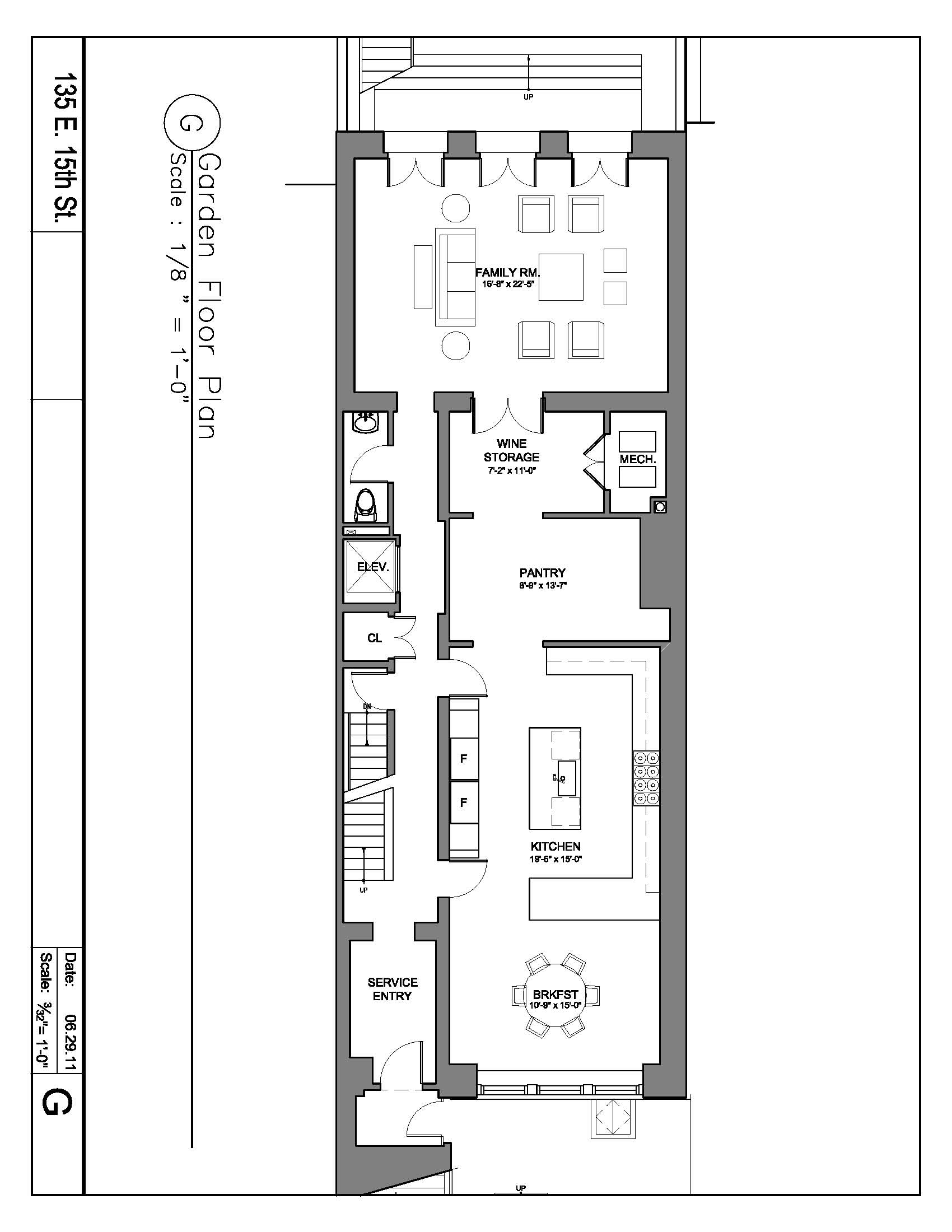 135 East 15th Street Gramercy Park New York NY 10003