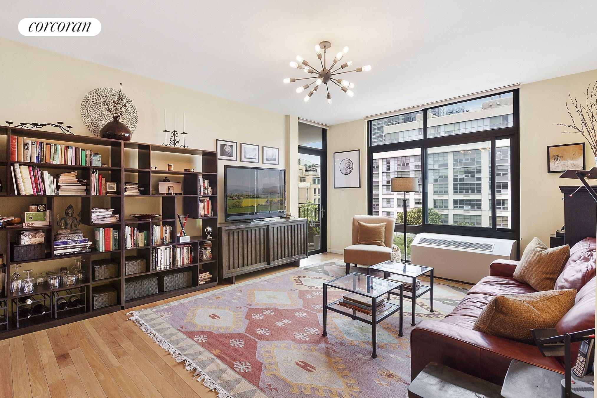 48-21 5th Street, 4H, Private North Facing Balcony