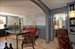 Sag Harbor, Dining Room with handpainted whaling mural on walls