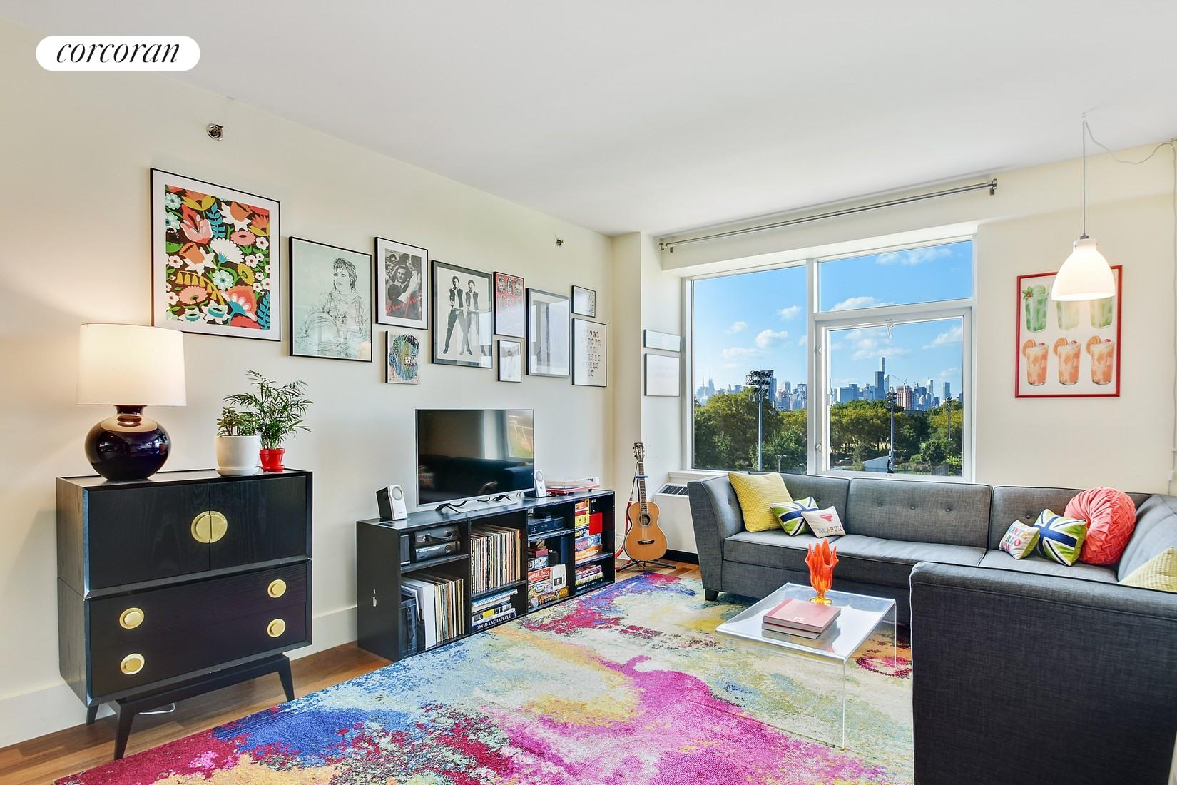 30 Bayard Street, 6B, Living Room