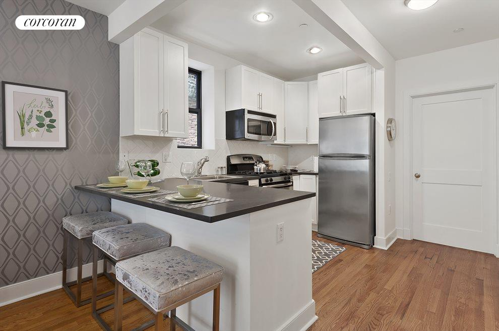 New York City Real Estate | View 305 West 150th Street, #203 | 02