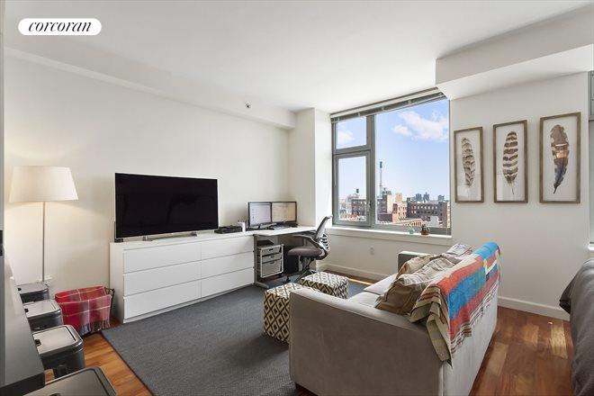 100 Jay Street, 10F, Living Room