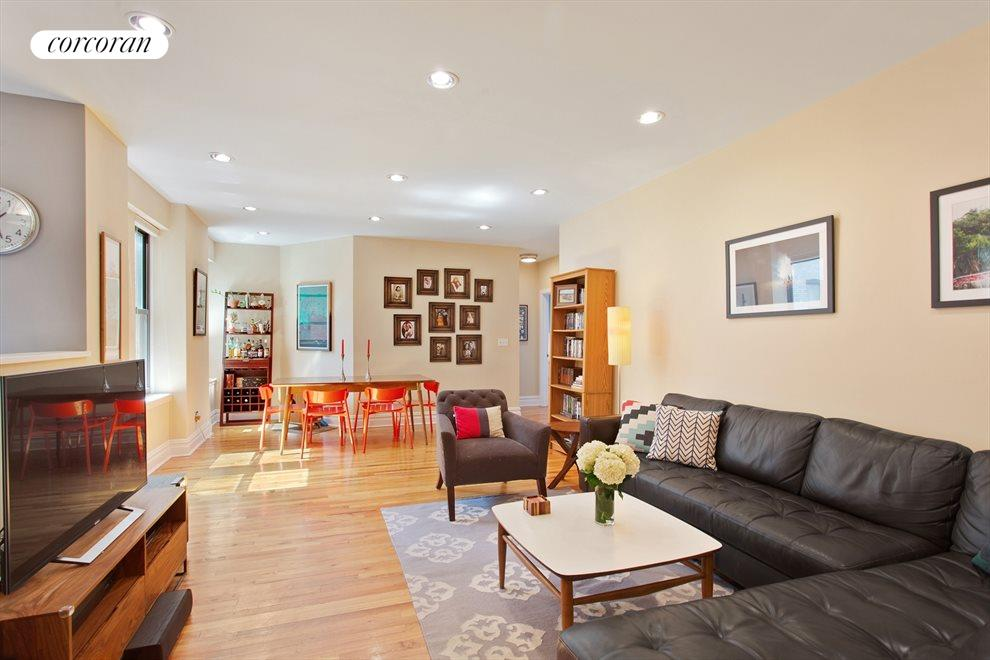 New York City Real Estate | View 418 Saint Johns Place, #5C | 2 Beds, 1 Bath