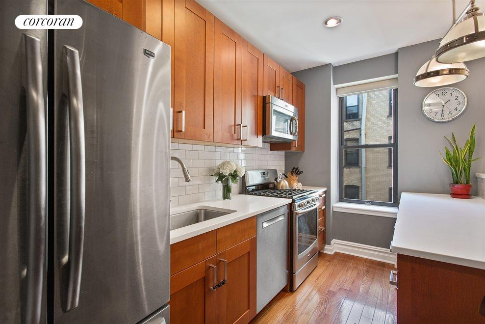 New York City Real Estate | View 418 Saint Johns Place, #5C | Kitchen