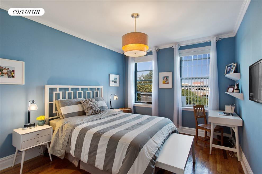 New York City Real Estate | View 418 Saint Johns Place, #5C | Bedroom