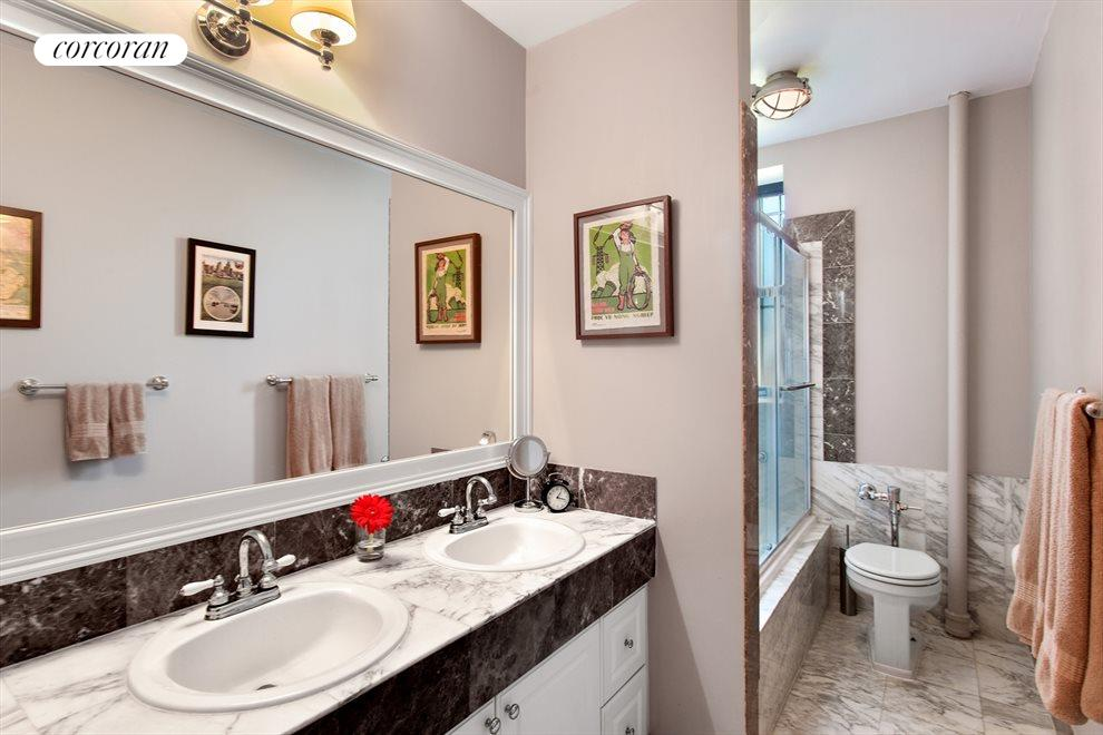 New York City Real Estate | View 418 Saint Johns Place, #5C | Bathroom