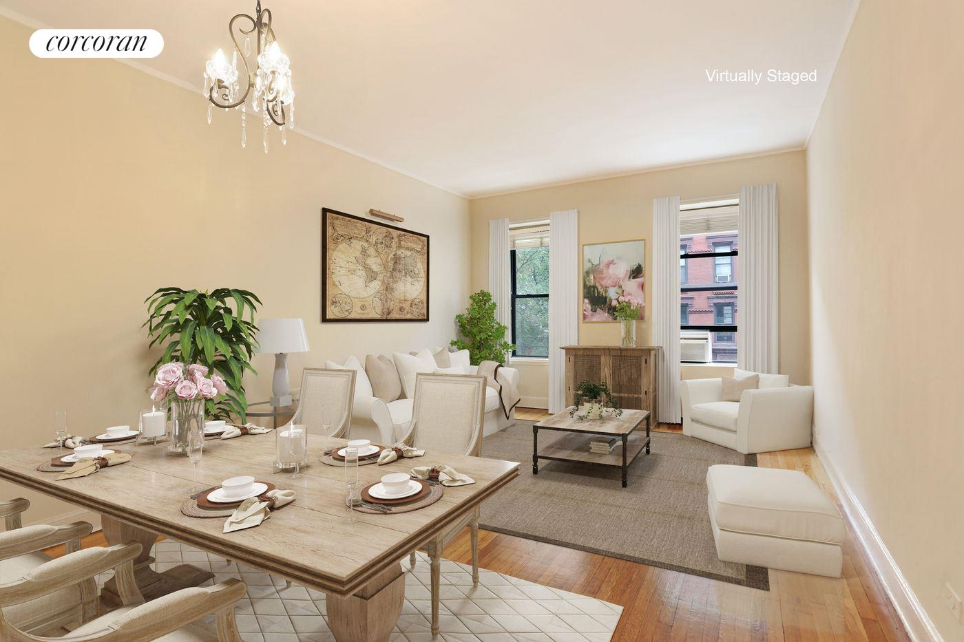 Additional Photo For Property Listing At 215 West 105th Street 2 A