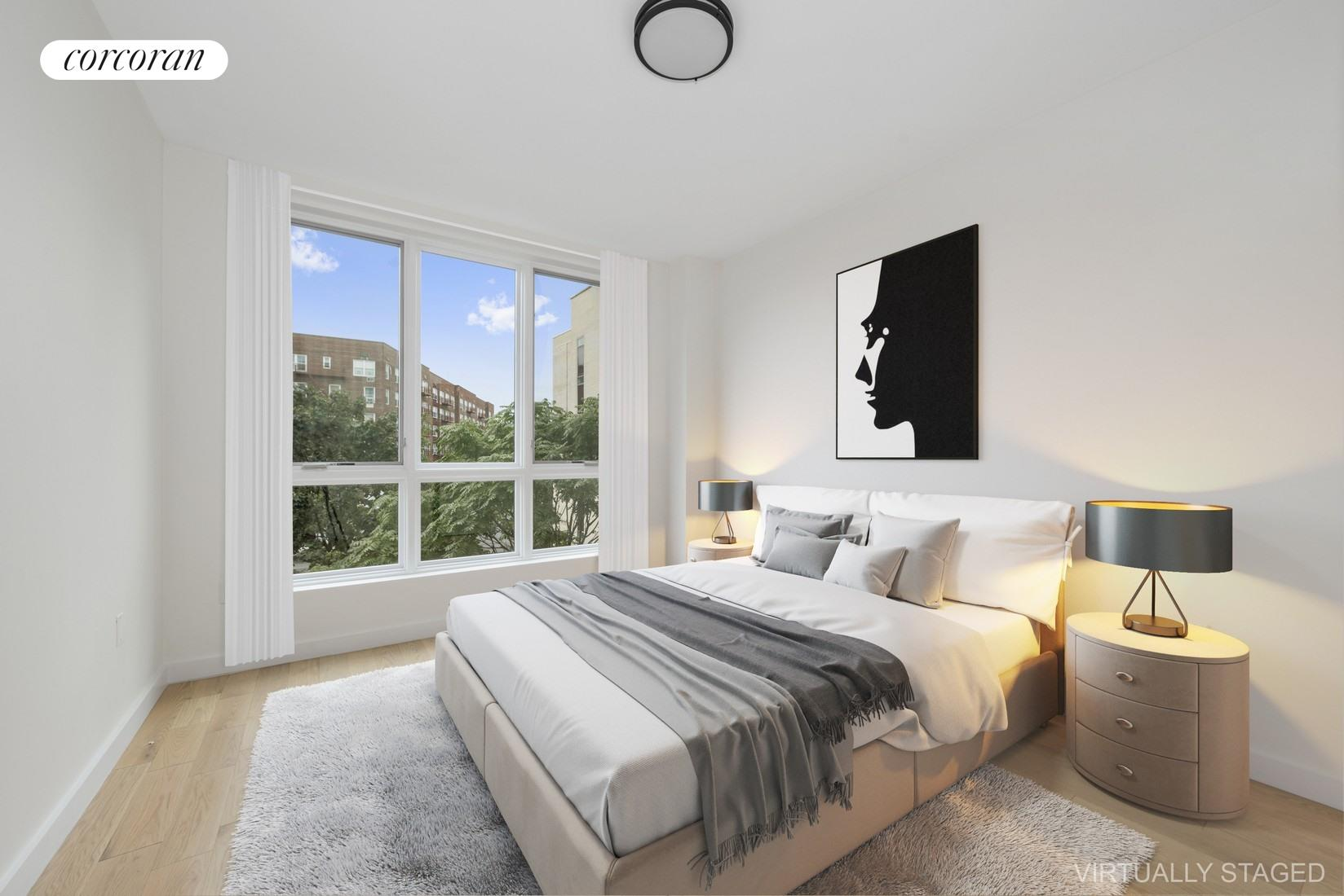 222 Parkville Avenue, 2B, Bedroom