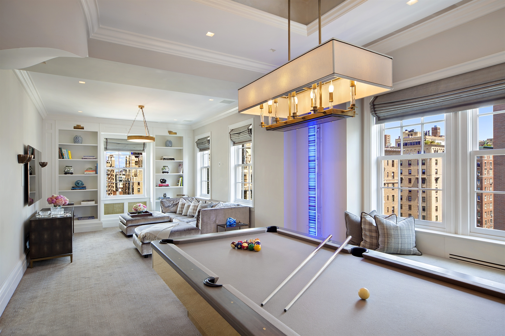 829 Park Avenue, PH, Living Room