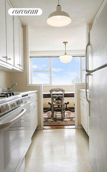 Pass-Through Kitchen