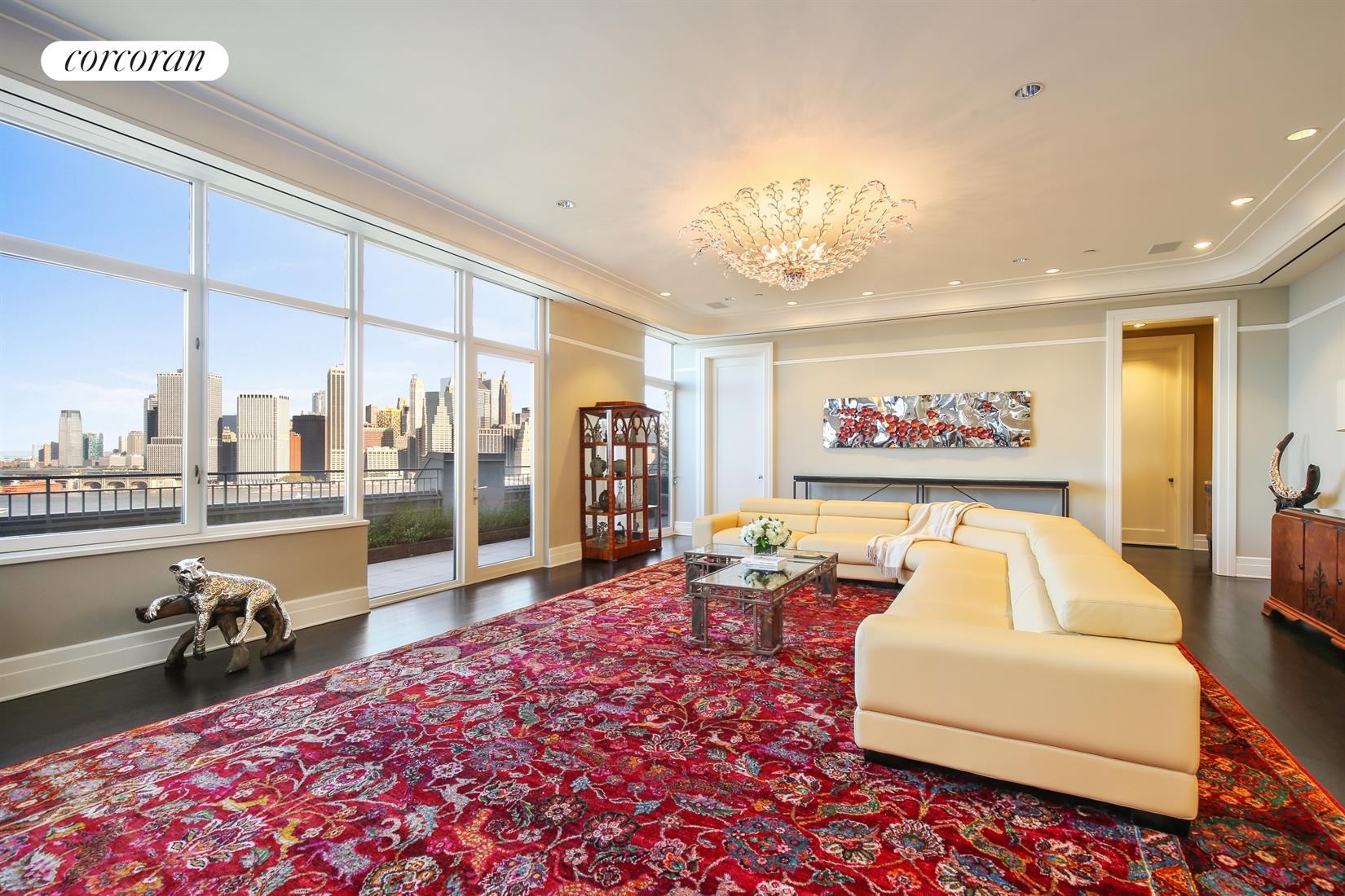Condominium for Sale at One Brooklyn Bridge Park, 360 Furman Street 1216 360 Furman Street Brooklyn, New York 11201 United States