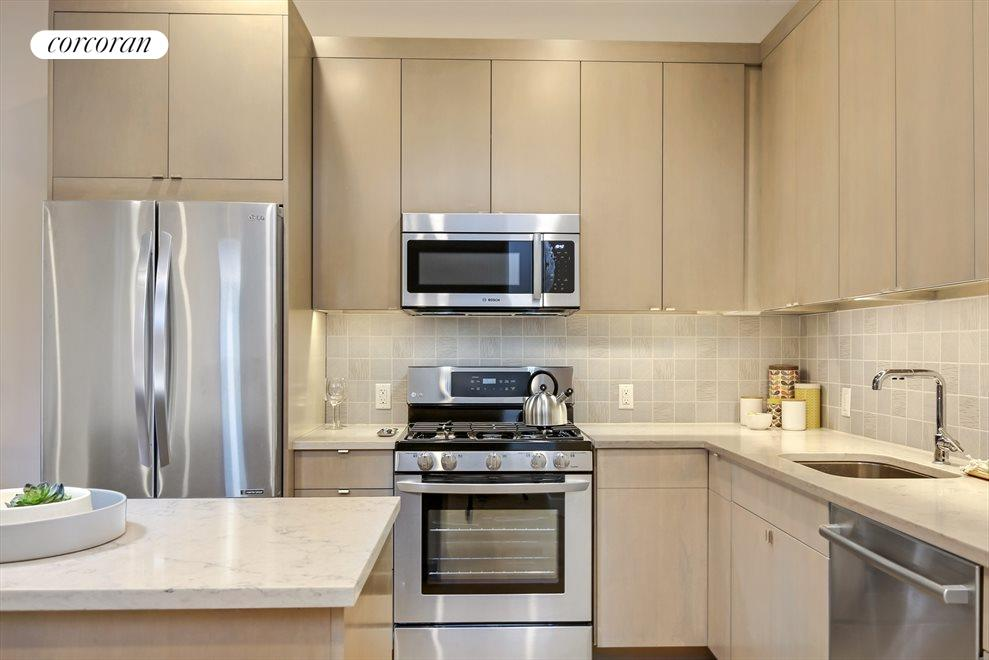 Great Appliances and Custom Cabinets
