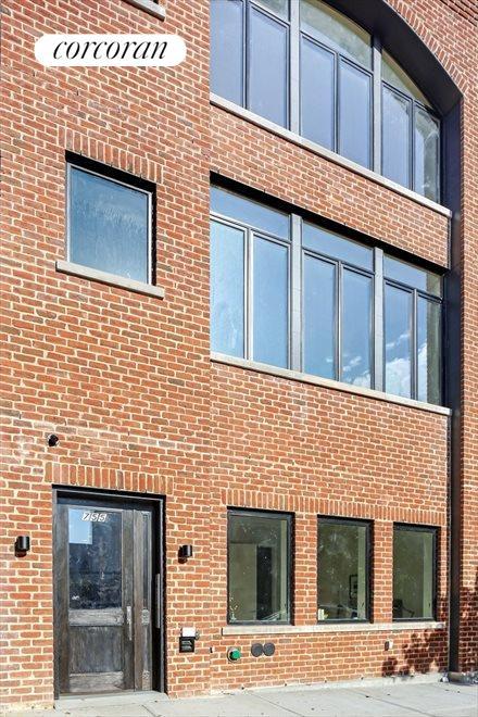 Carriage House Brick Facade