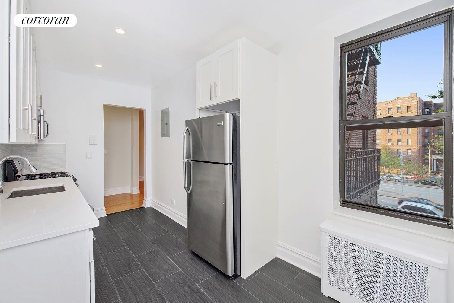 109 20 Queens Boulevard, 4F, Bedroom