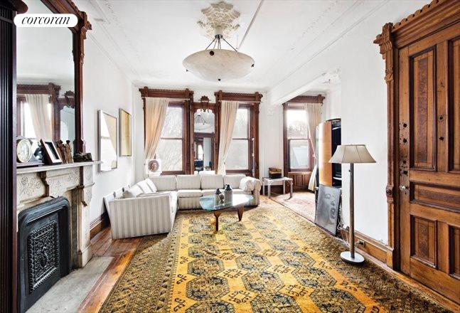 29 MOUNT MORRIS PARK W, Sit Room located on the Master Bedroom floor
