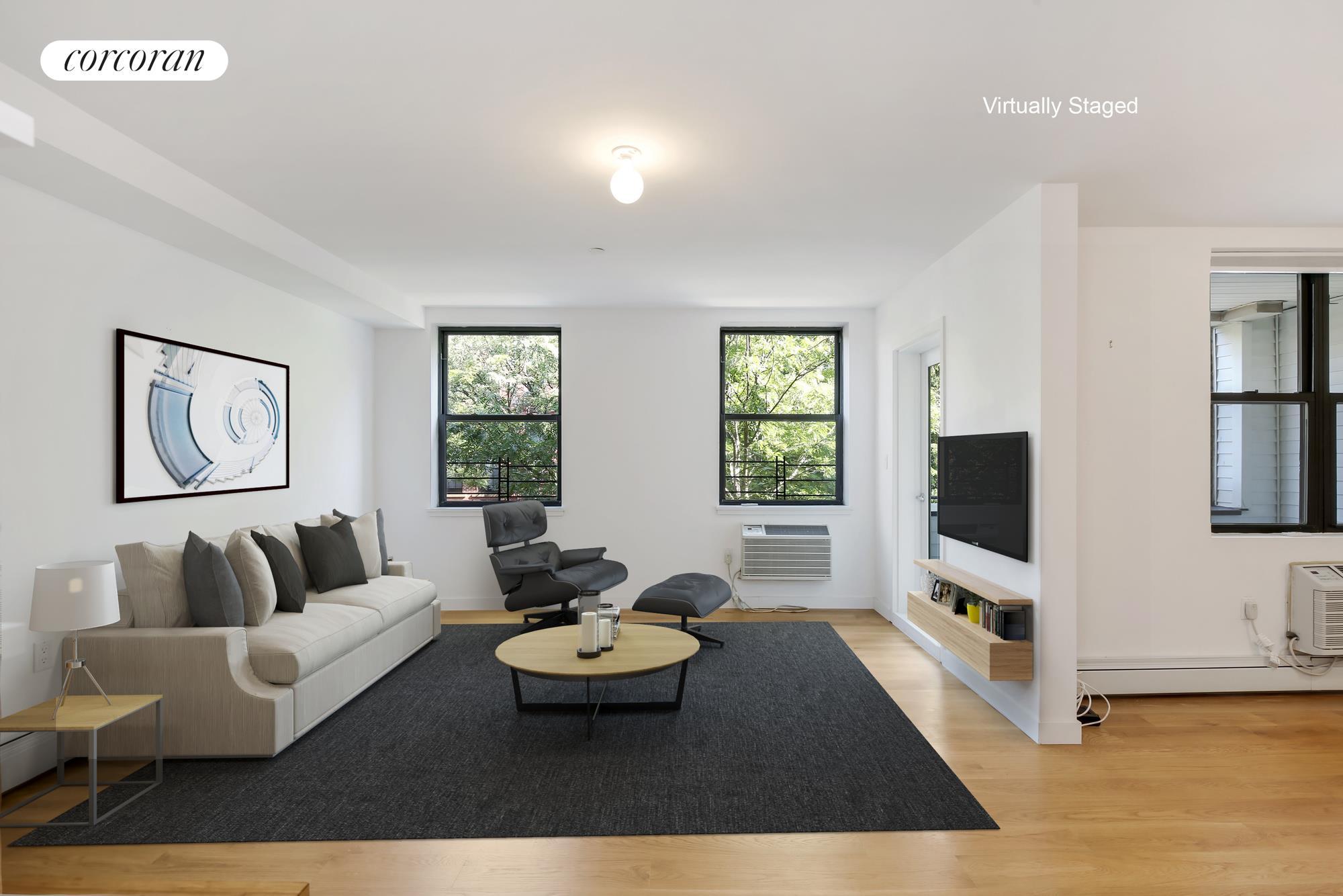 Corcoran, 714 Sackett Street, Apt. 2F, Park Slope Real Estate ...