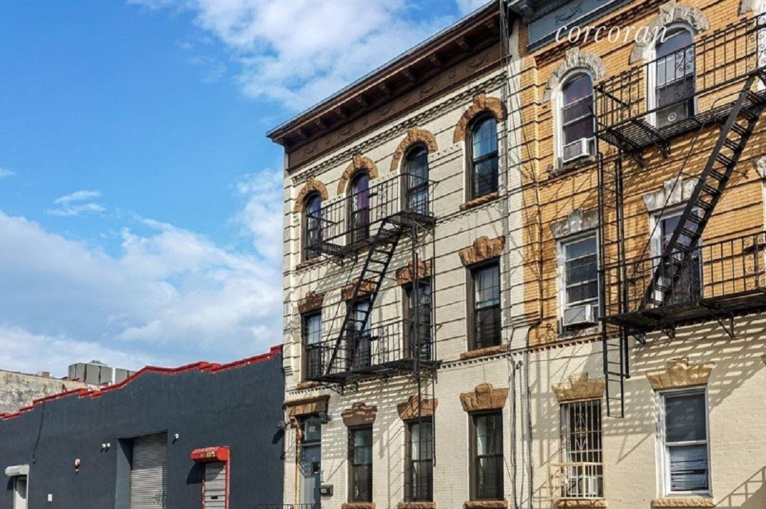 Multi-Family Home for Sale at 286 Cooper Street 286 Cooper Street Brooklyn, New York 11237 United States