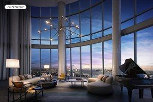 15 Hudson Yards, Apt. PH88B, Chelsea/Hudson Yards