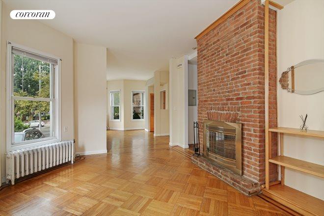 Corcoran 132 86th street apt 1 bay ridge rentals for Living room 86th st