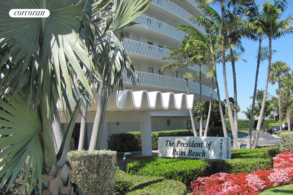 2505 South Ocean Blvd #611, Palm Beach
