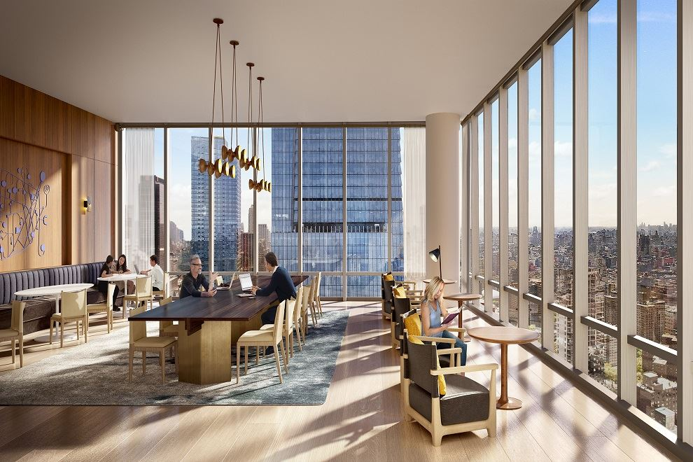 15 Hudson Yards, 69B, South View