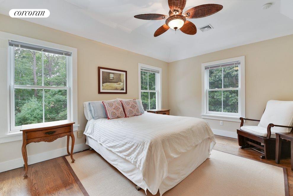 New York City Real Estate | View Sag Harbor | Guest bedroom