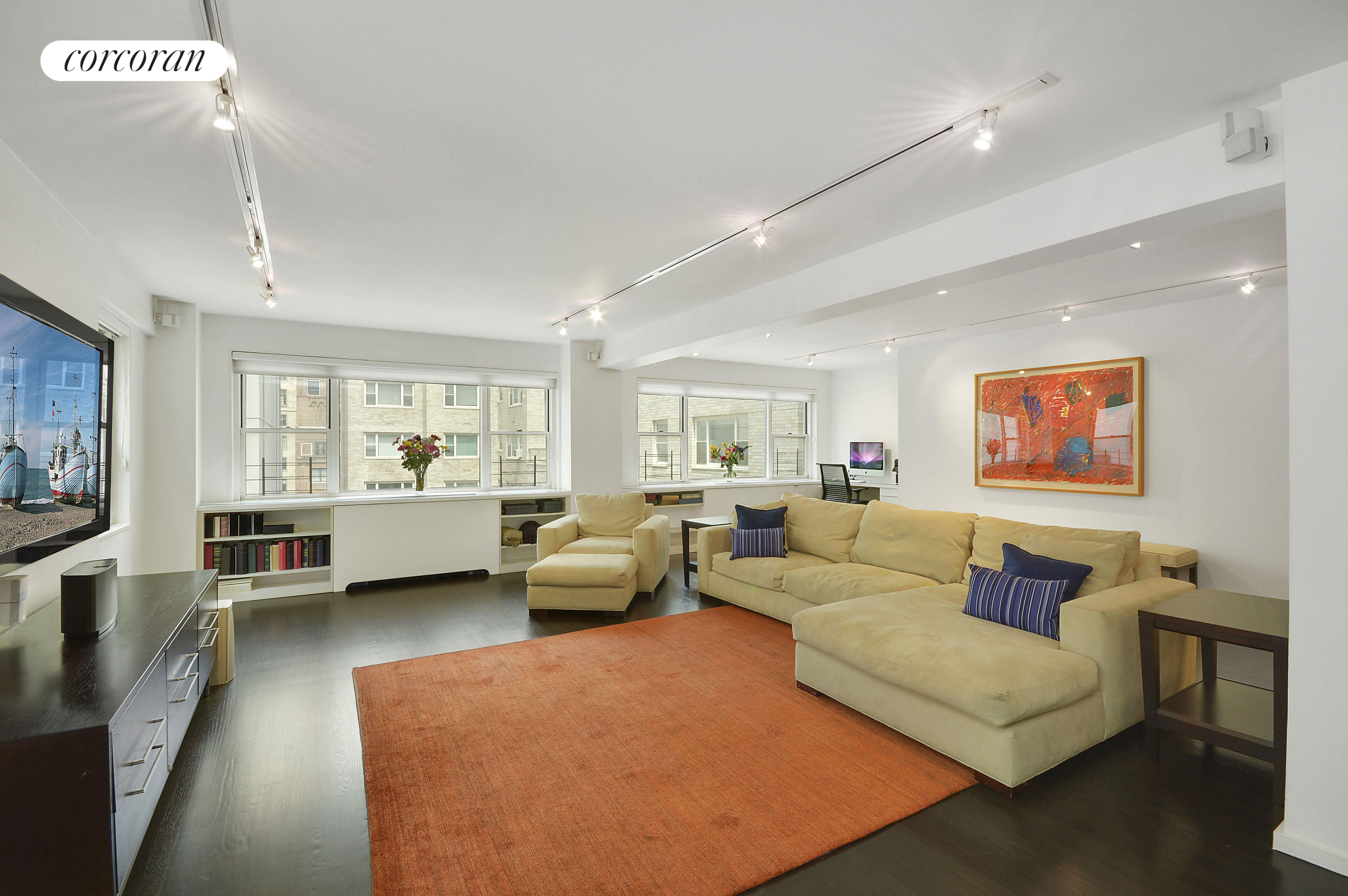 100 West 57th Street, Apt. 18JK, Midtown West