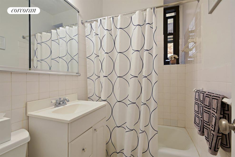 New York City Real Estate | View 257 Central Park West, #7G | Updated Bathroom
