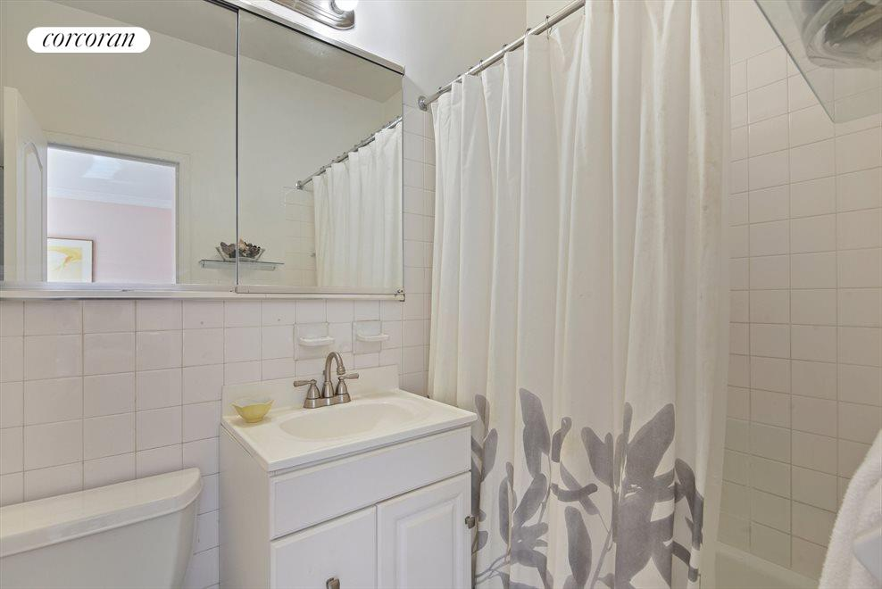 New York City Real Estate | View 257 Central Park West, #7G | Updated Master Bathroom
