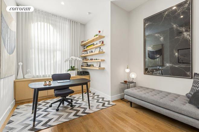 421 West 22nd Street, ONE, Bright Open Living Room
