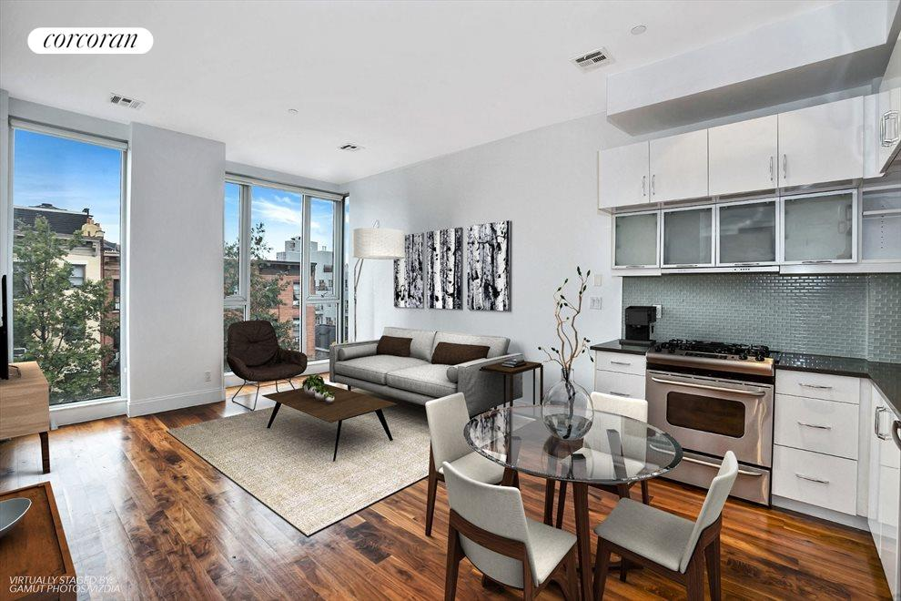 New York City Real Estate | View 655 Washington Avenue, #4B | room 2