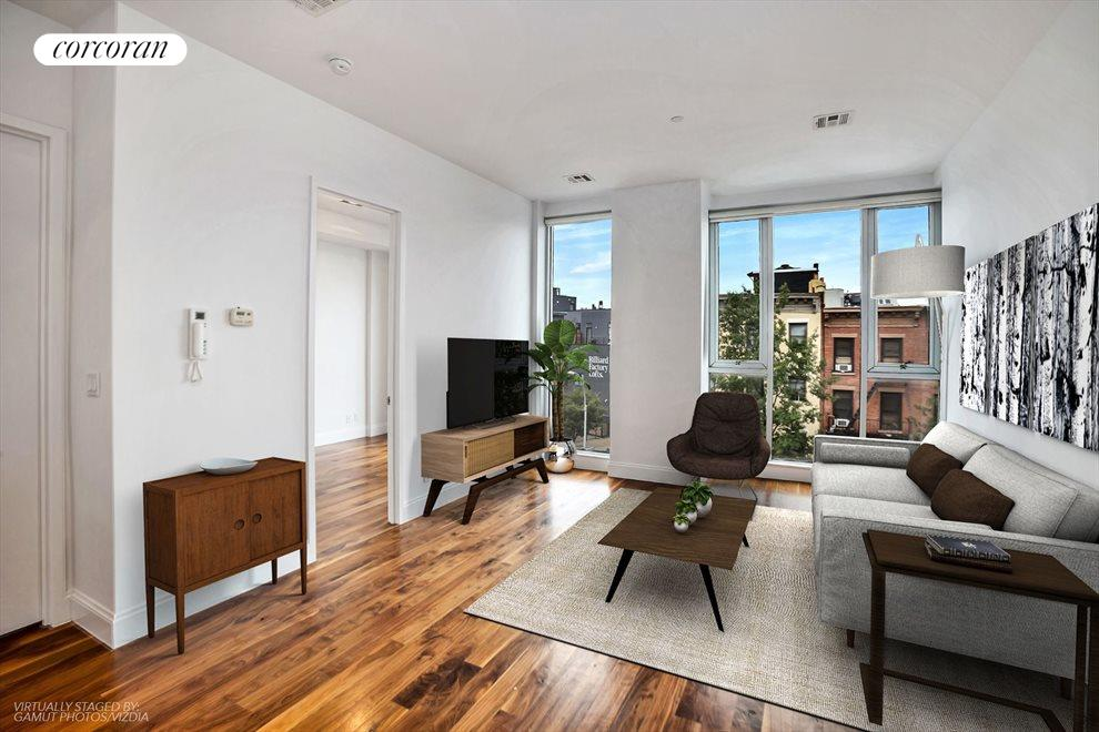 New York City Real Estate | View 655 Washington Avenue, #4B | 1 Bed, 1 Bath