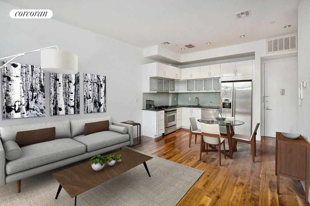 New York City Real Estate | View 655 Washington Avenue, #4B | room 1