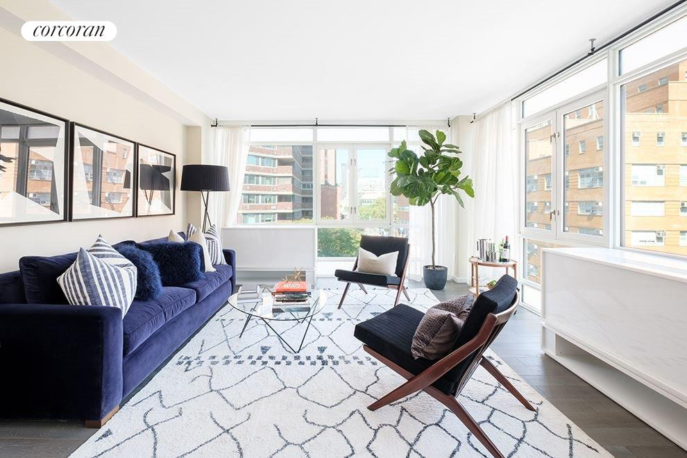 New York City Real Estate | View 385 First Avenue, #3E | 2 Beds, 2 Baths