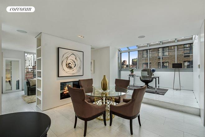103 East 84th Street, PHA/B, Dining Area / Solarium