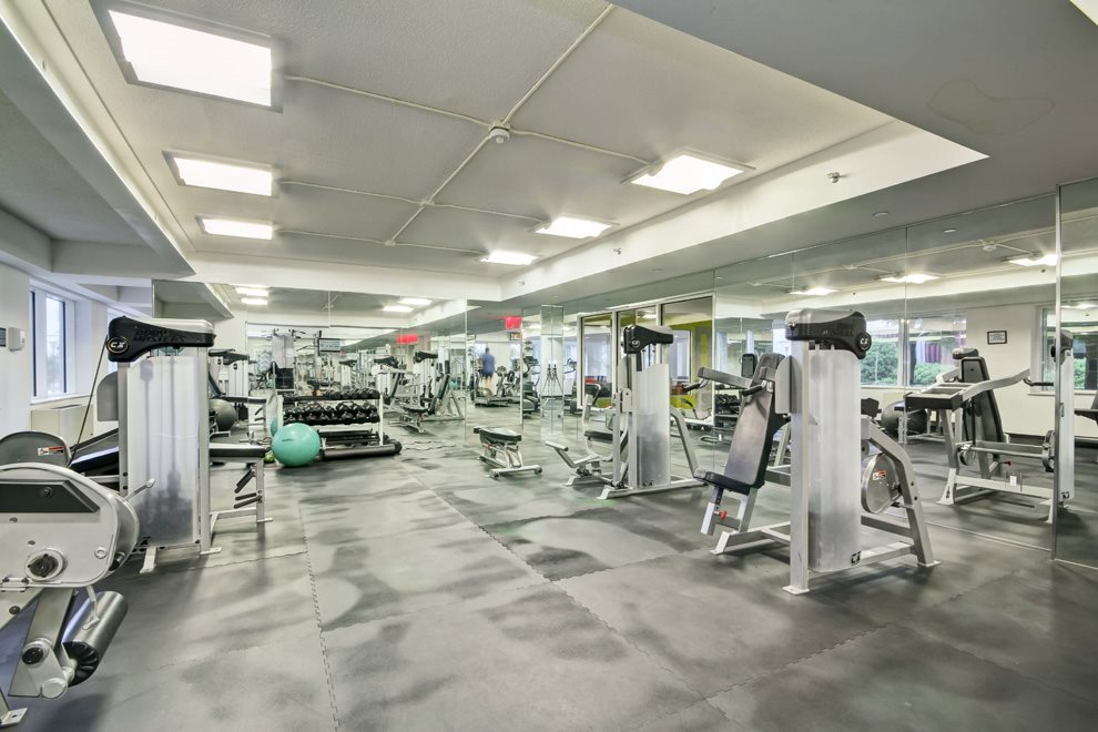 New York City Real Estate | View 440 Kent Avenue, #19D | Gym